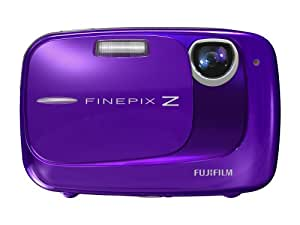 Fujifilm FinePix Z35 Digital Camera - Purple (10MP, 3x Optical Zoom) 2.5 inch LCD