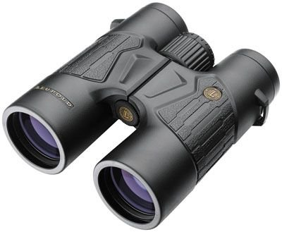 Leupold Cascades Roof Prism Binoculars, 10X42Mm, Black