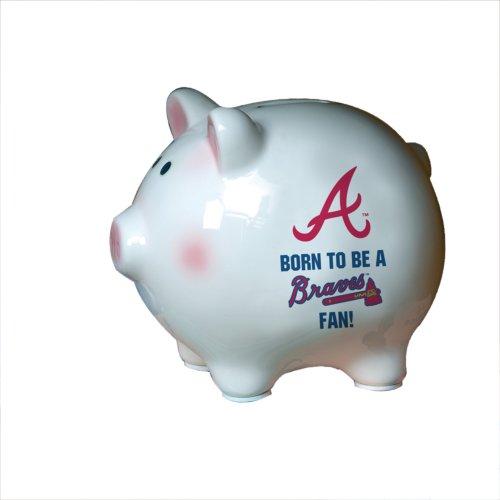MLB Atlanta Braves Born to be Piggy Bank