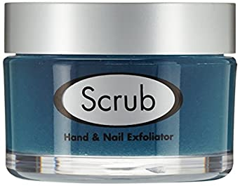 JESSICA Gentlemen's Club Scrub Away Nail and Hand Exfoliator 14.2 g