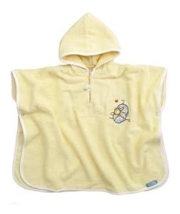 Bebe-jou Capo de baño con capucha Poncho Humphrey's Corner luz amarilla - BebeHogar.com