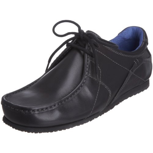 Hush Puppies Men's Connection Black Lace Up H13228000 11 UK