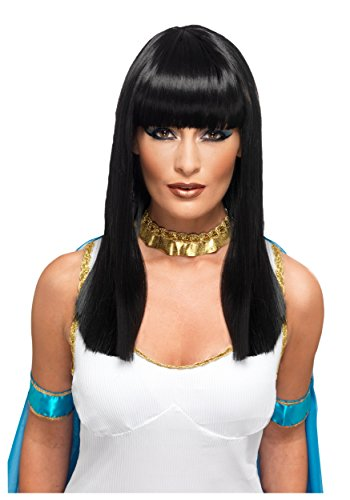 Adult Deluxe Cleopatra Wig Standard