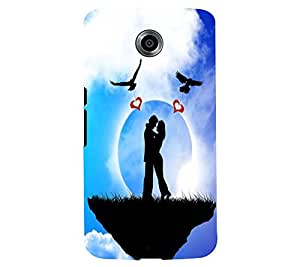 perfect print Back cover for LG Google Nexus 6