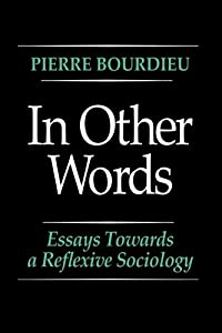 Pierre Bourdieu Critical Essays