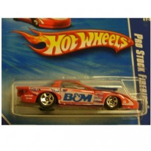 Hot Wheels: Pro Stock Firebird - 1