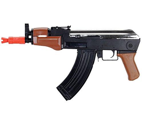 AK 47 SPETSNAZ TACTICAL SPRING AIRSOFT RIFLE SNIPER GUN 6mm BB BBs Pellet Air 74 (Sniper Airsoft Gun 1000 Fps Cheap compare prices)