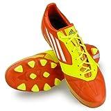アディダス(adidas) アディゼロ F50-ジャパン TRX HG LEA オレンジ×イエロー アディダス サッカースパイク 29.0