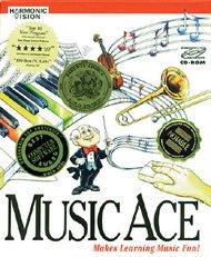Music Ace Consumer Version Hybrid CD-ROMB00007BGRJ : image