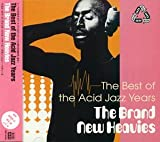echange, troc Brand New Heavies - Best Of Acid Jazz Years Import Japon