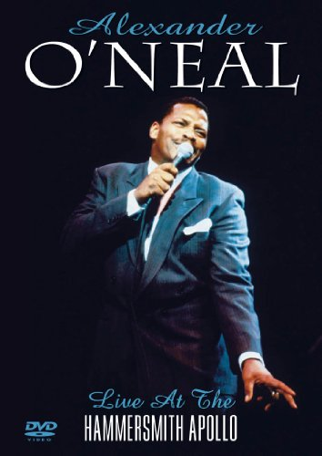 Alexander O'Neal - Live At The Hammersmith Apollo [DVD]
