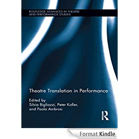 Translation in Theatre and Performance
