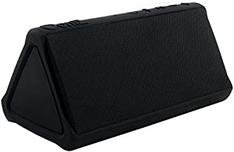 Cambridge SoundWorks OontZ Angle PLUS IPX-5 Waterproof Ultra Portable Wireless Bluetooth Speaker - Matte Black with Black Grille