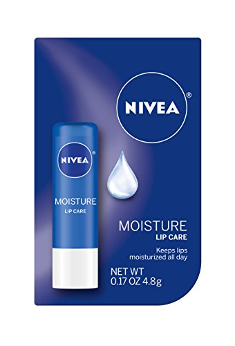 Nivea a Kiss of Moisture Essential Lip Care, 0.17-Ounce Sticks (Pack of 6) - 1