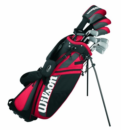 Wilson Golf Men's Profile Package Set - Long (Right Hand)