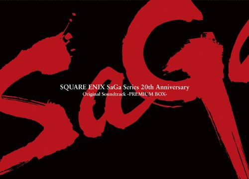 SQUARE ENIX SaGa Series 20th Anniversary Original Soundtrack -PREMIUM BOX-