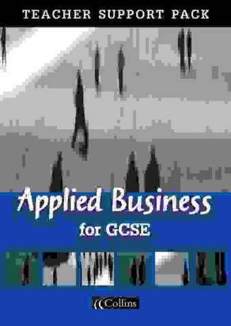Applied Business for GCSE: Teacher's Resource Pack (Vocational GCSE) PDF