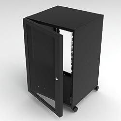 19 Inch Server Rack Cabinet - 16U 480mm deep