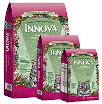 Detail image Innova Senior Cat Food Dry