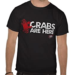 Jersey Shore: Crabs are Here Tee - Guys