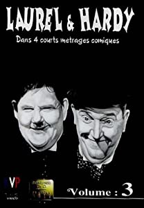 Laurel And Hardy - Classic Comedy Shorts - Vol. 3 [2000] [DVD]