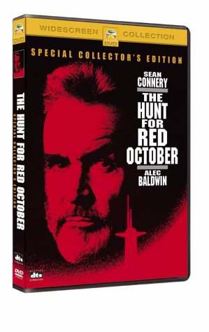 Hunt For Red October Special Edition [DVD] [1990]