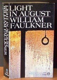 an analysis of the alienation in william faulkners novel light in august The poltergeist in william faulkner s light in august  an analysis of faulkner's novel light in august based on the death of his daughter, alabama back cover .