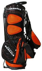 NFL Cincinnati Bengals Stand Golf Bag by Team Golf