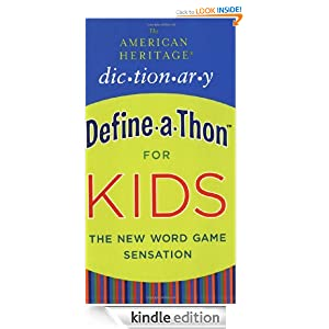 Amazon.com: American Heritage Dictionary Define-a-Thon for
