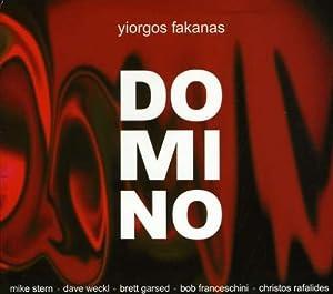 Fakanas, yiorgos Domino Mainstream Jazz