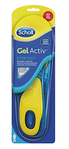 Scholl Gel Activ Everyday, Uomo, taglia 42-48