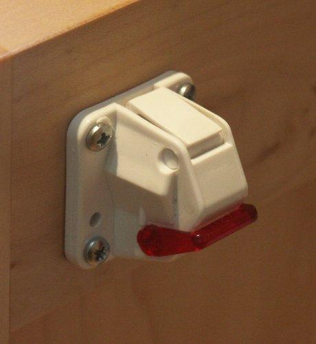 Cabinet Locks Magnetic Tot Lok Starter Set Baby Safety Shop