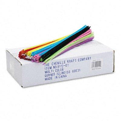 o Chenille Kraft o - Classroom Pack Regular Stems, 12