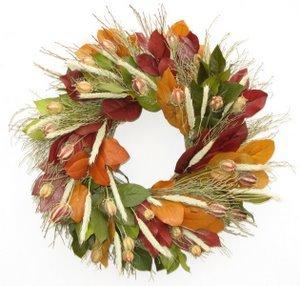 Fall Splendor Wreath