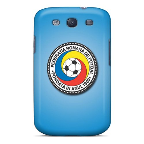 Cute Appearance Cover/Tpu Abe2164Oedn Romania Football Logo Case For Galaxy S3