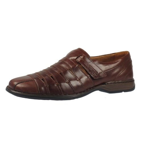 Josef Seibel Roma 33200 Mens Loafers Leather, brown, Size 0