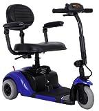 Golden Technologies GB101 Buzzaround Three Wheel Scooter, Artic Blue
