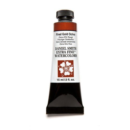 daniel-smith-extra-fine-watercolor-15ml-paint-tube-fired-gold-ochre