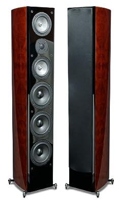 EMP Tek E55TiR Tower Speakers by EMP Tek
