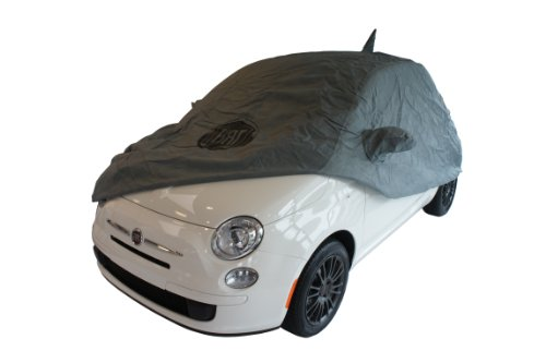 Genuine Fiat Accessories 82212442 Full Vehicle Cover for Fiat 500/500C