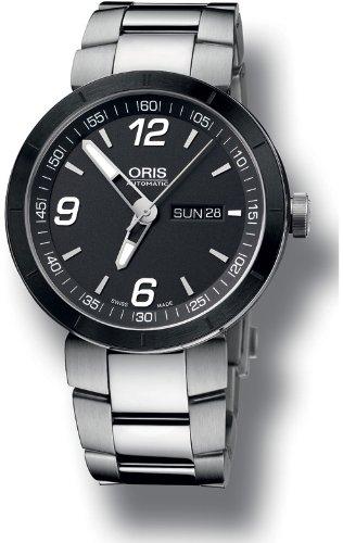 [オリス TT1 デイデイト]ORIS TT1 Day Date 腕時計 735 7651 4174M メンズ 【正規輸入品】