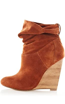 Soft Suede Boot
