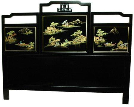Asian Bed Bedroom Furniture - 54