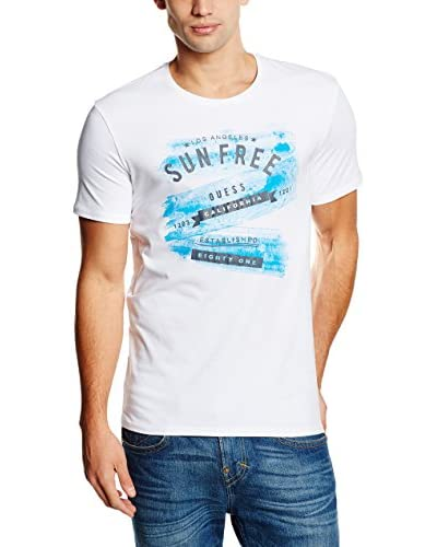 Guess T-Shirt Manica Corta [Bianco]