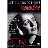 echange, troc Les Plus grands titres karaoké - Edith Piaf