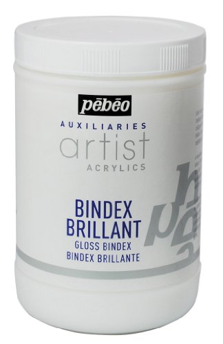 Pebeo Gloss Bindex Liant 1 L Transparent