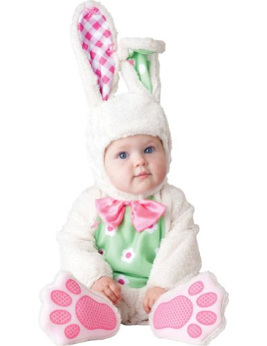 Baby Bunny Toddler Costume 18 Months-2T - Toddler Halloween Costume