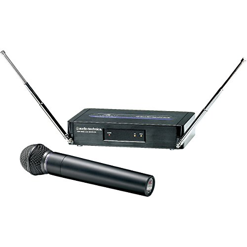 Audio Technica Freeway 200 Series Vhf Handheld Wireless System