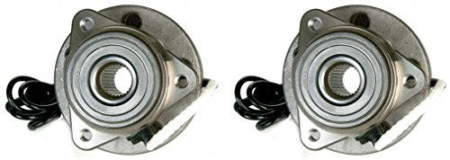 Prime Choice Auto Parts HB615054PR Front Hub Bearing Assembly Pair (02 Ford Explorer Parts compare prices)
