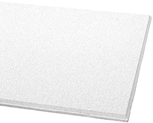 Amazon Com Armstrong 174 Acoustical Ceiling Tile 1775 Dune